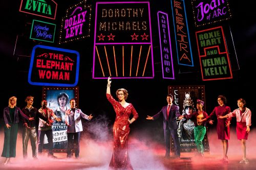 'Tootsie' review: New musical is no drag; it's funnier than the film
