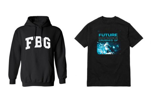 Future Puts Together New Merch Release for Upcoming 'The WIZRD' Album