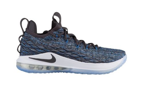 "Nike's LeBron 15 Low Is Gearing up to Drop In ""Signal Blue"""