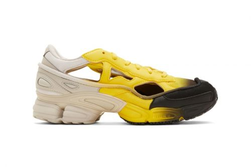 Raf Simons & adidas Team for Gradient-Colored Replicant Ozweego Sneakers