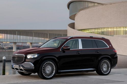 Mercedes-Maybach Masters Luxury With All-New GLS 600 4MATIC