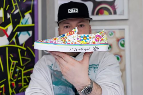 Sole Mates: League of Their Own and Their Art Sneakers