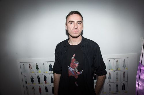 Raf Simons Is Launching Womenswear
