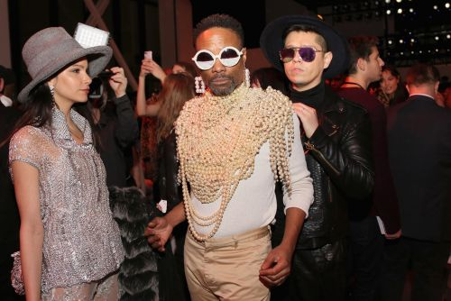 Billy Porter on borrowed Tom Ford clothes: 'It's the business'