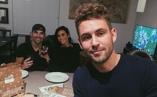 Yes, Please! Nick Viall Says He's Down to Officiate Ashley Iaconetti and Jared Haibon's Wedding