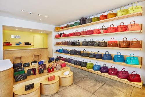Welcome to Handbag Heaven: Rebag Opens 2 New LA Locations!