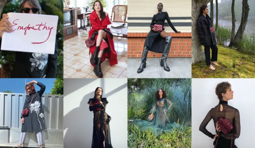 Valentino's 'Empathy'-Inspired Fall 2020 Campaign Was Shot Remotely