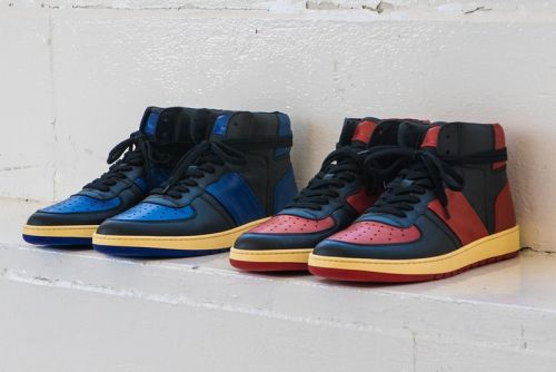 """Collegium's Pillar """"Destroyer High"""" Is Dropping in """"Black/Red"""" and """"Black/Blue"""""""