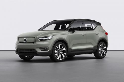 Volvo Debuts Its 408-Horsepower All-Electric XC40 Recharge
