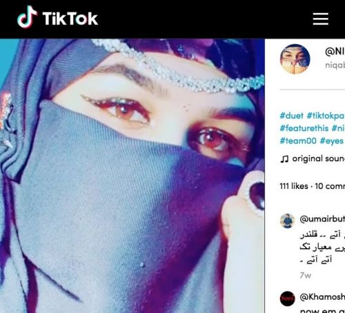Women in South Asia are lip syncing for their lives on TikTok