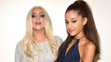Lady Gaga Says She Was 'Too Ashamed' To Hang Out With Ariana Grande At First