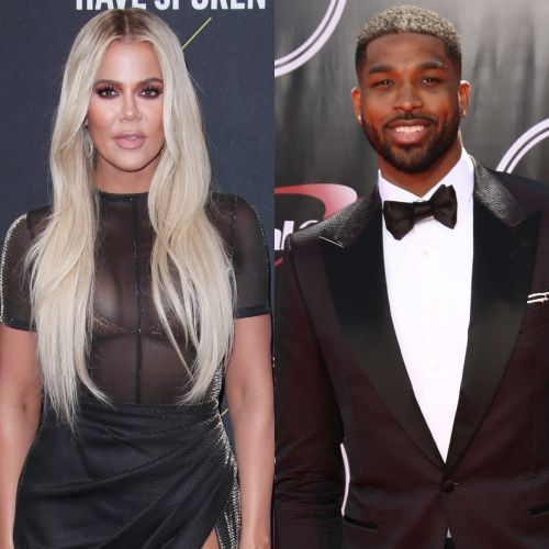 Khloe Kardashian Seemingly Implies Tristan Thompson Was 'Loyal' During Their Split in Cryptic Post