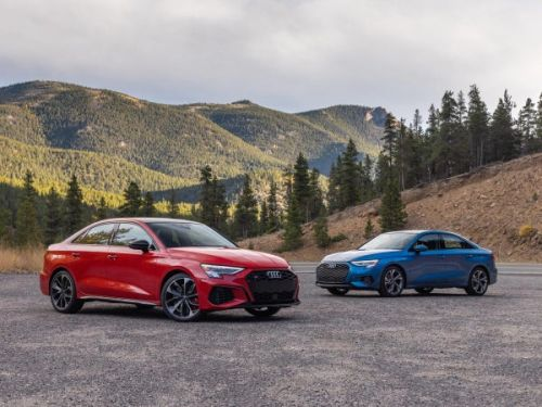 We Hit The Mountain Roads Of Denver To Test The 2022 Audi A3 And S3 Sedans. Here's What You Should Know About Them