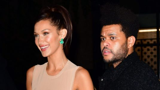 Bella Hadid Parties It Up With Her BF The Weeknd On His 29th Birthday - See Pics!