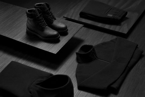 Wings+horns & Timberland Join Forces on an All-Black Capsule Collection