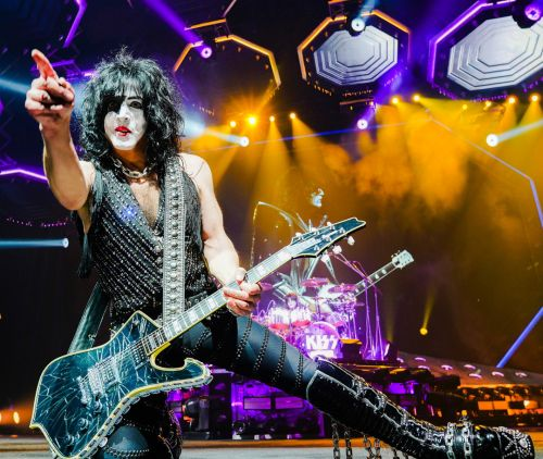 As Kiss says farewell, Paul Stanley reveals why the band is taking the makeup off