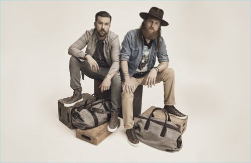 The Brothers Osborne Star in The Frye Company's Hometown Pride Campaign