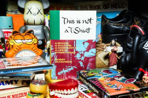 Bobby Hundreds' Book 'This Is Not a T-Shirt' Is Really a Guide for Cultivating Communities