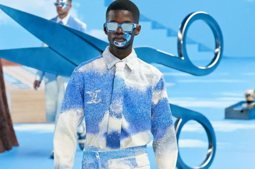 Virgil Abloh Plays With Formal Wear for Louis Vuitton FW20