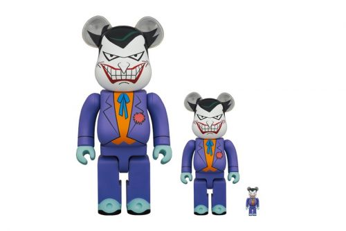 "Medicom Toy Channels '90s-Era ""The Joker"" for New BE RBRICK"