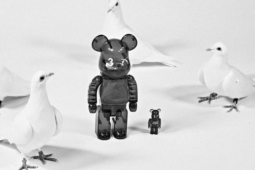 "3.PARADIS & ROARGUNS Link Up for ""NO GUNS IN PARADIS"" BE RBRICK"