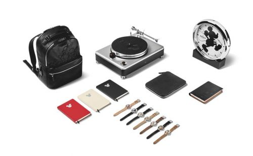 Shinola celebrates Mickey Mouse with new collection