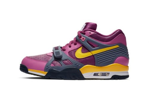 "Nike Air Trainer 3 ""Viotech"" Makes Triumphant Return"