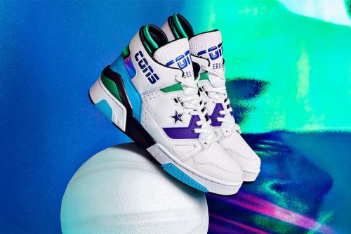 Don C's Converse ERX 260 Gets a Hornets Makeover for All-Star Weekend