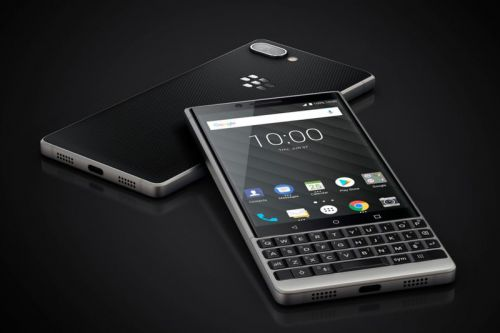 BlackBerry Unveils Key2 Smartphone With Larger Keyboard