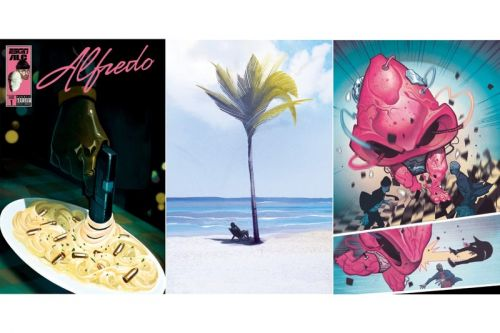 Freddie Gibbs and The Alchemist Drop 'Alfredo' Comic Book and Merch Collection