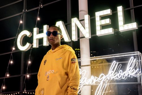 Pharrell Is Designing A Capsule Collection For Chanel