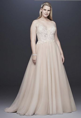 Finally-David's Bridal Will Stop Charging More for Extended Sizes