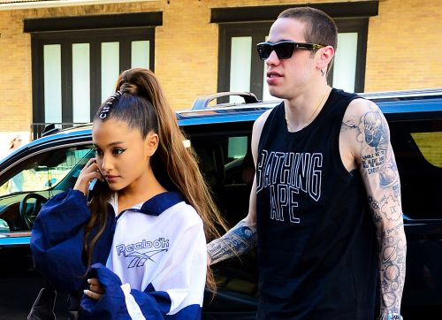Ariana Grande And Pete Davidson Reportedly Didn't Even Start Planning A Wedding