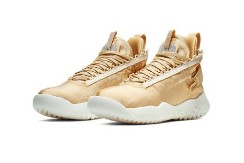 Jordan Brand's Proto-React to Launch in Lavish Gold and White