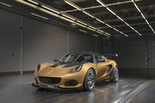 Lotus Unveils Ultra-Fast, Lightweight Elise Cup 260