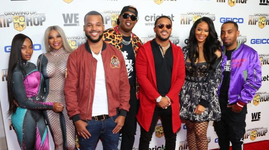 You Know What Hits the Fan on 'Growing Up Hip Hop': 'I'm About to Leave This Set'