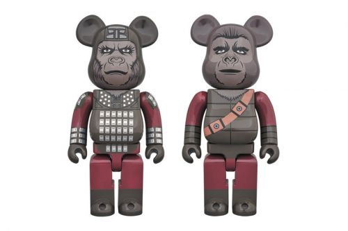 Medicom Toy Drops More 'Planet of the Apes' BE RBRICKs
