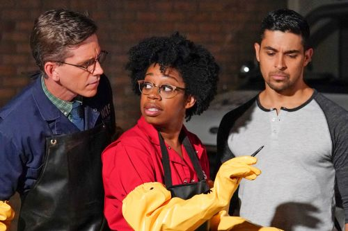 Diona Reasonover is winning over 'NCIS' fans in elevated role