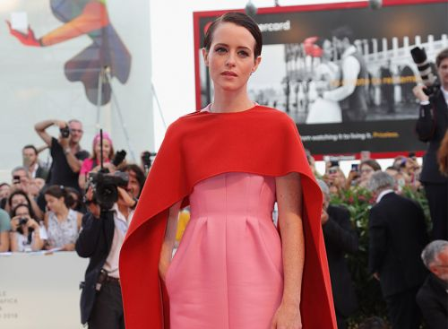 All the Best Fashion from the 2018 Venice Film Festival Red Carpet