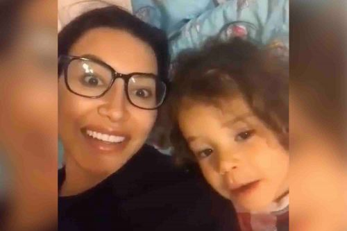 Naya Rivera's heartbreaking duet with son shared by 'Glee' co-star Amber Riley