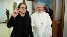 Bono Questions Pope Francis About Catholic Church Sexual Abuse Crisis