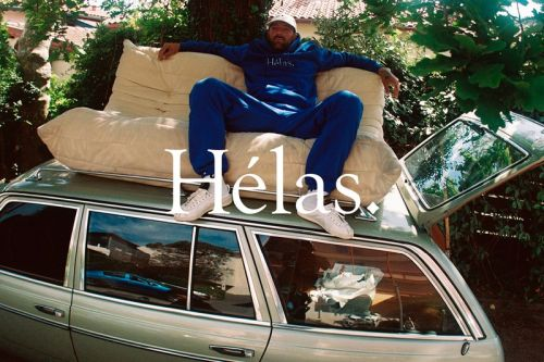 Hélas Expresses Its Need to Escape With Cozy Spring Capsule