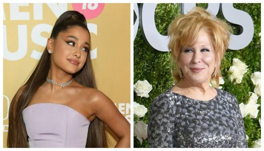 New Besties? Ariana Grande Invites Bette Midler Over for a 'Lowkey Thing' After Supportive Tweet