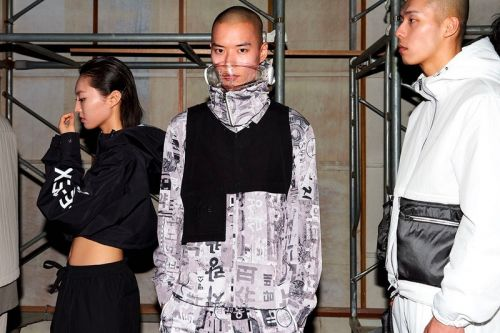 Take a Backstage Look at IISE's Past-Reimagining FW19 Collection