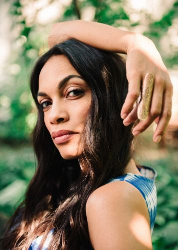 Rosario Dawson on how New York made her
