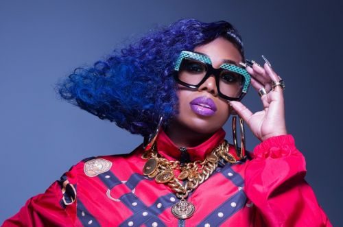 Missy Elliott is back with a new EP, Iconology