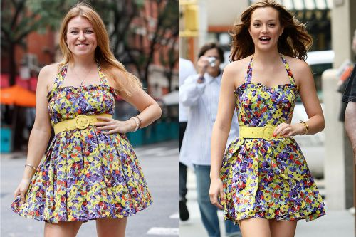 Fashionistas are recreating looks from 'Gossip Girl,' 'Friends' & more