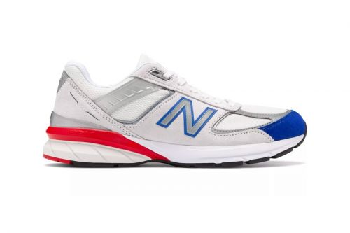 New Balance Gets Its 990v5 Ready for the Fourth of July
