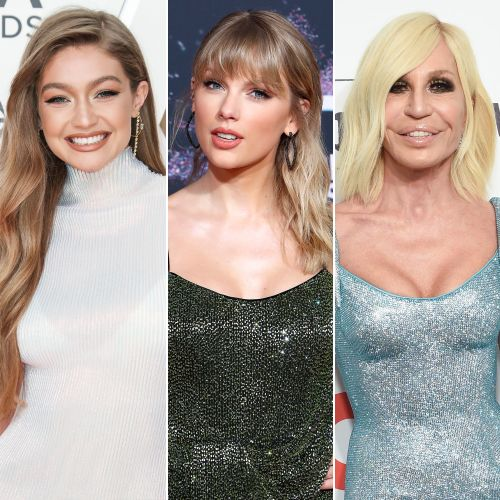 Gigi Hadid Shares New Photo of Her Daughter With Gifts From 'Aunties' Taylor Swift and Donatella Versace