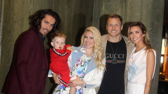 'The Hills' Star Spencer Pratt Thinks Justin Bobby Is Audrina Patridge's Real Baby Daddy